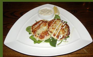 New England Cod Cakes - photo by Luxury Experience