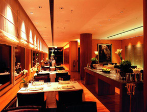 HUGOS Restaurant, Berlin, Germany