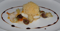 HUGOS Restaurant, Berlin, Germany - Turbot