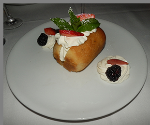 Rum Babba del Re - Il Gattopardo NYC - Photo by Luxury Experience