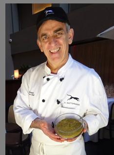 Chef Vito Gnazzo - Il Gattopardo NYC