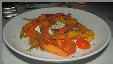 Poached Halibut - Il Gattopardo NYC - photo by Luxury Experience