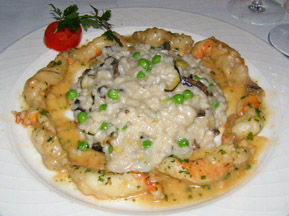 Il Mulino New York at Acqualina Resort & Spa - Langoustines and Risotto