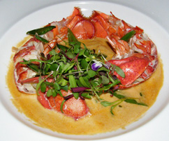 Maine Lobster -  The Jockey Club at The Fairfax at Embassy Row, Washington, DC