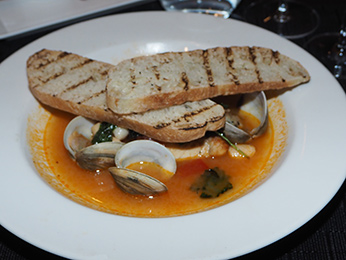 Cioppino - - Juniper at Fairmont Washington DC - photo by Luxury Experience