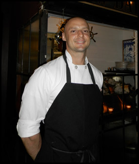 Chef Richard Diamonte - Ken &  Cook Restaurant & Bar , New York - photo by Luxury Experience