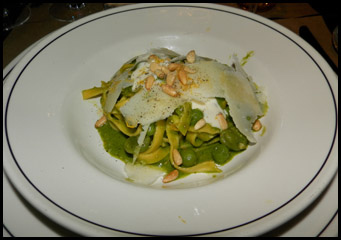 Housemade Fettuccine - Ken &  Cook Restaurant & Bar , New York - photo by Luxury Experience