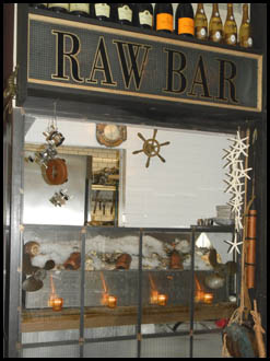 Raw Bar - Ken &  Cook Restaurant & Bar , New York - photo by Luxury Experience