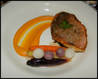 Red Snapper - Ken and Cook Restaurant, New York, USA - photo by Luxury Experience