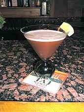 Khyber Grill Fresh Tamarind Martini