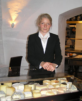 Sommelier Sous Chef Thilde Maarbjerg