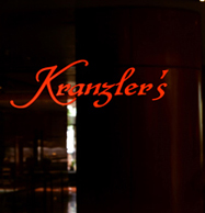 Beijing, China - Kempinski Hotel Beijing Lufthansa Center - Kranzler's Restaurant & Bar