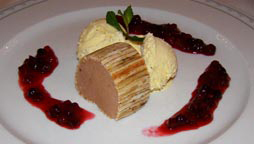 Kurhaus Restaurant - Grand Hotel Heiligendamm, Germany - Chestnut Mousse Cake