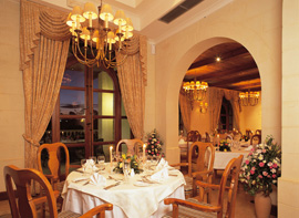 L'Ortolan, Kempinski Hotel San Lawrenz, Gozo, Malta