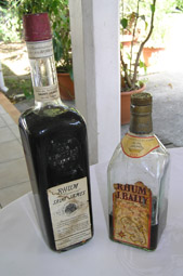 Martinique Le Belle Epoque tasting old rhums