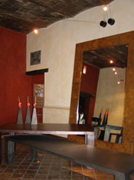 Restaurante La Noria, Puebla, Mexico - Reception Area