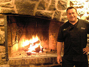 Chef Jean-Marc Mathieu - of Auberge Le Saint-Gabriel, Montreal, Canada - Photo by Luxury Experience