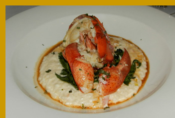 Butter Poached Lobster - l'escale Restaurant Bar - photo by Luxury Experience