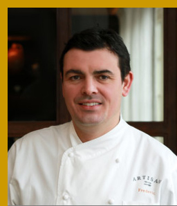 Chef Frederic Kieffer - Artisan Restaurant - Southport, CT, USA