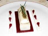 Lorenz Aldon, Hotel Adlon Kempinski, Berlin, Germany, Chef Thomas Neeser - sturgeon