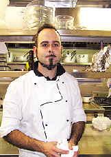 Lounge Chef Massimo Bocus