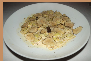 Raviolini al Tartufo - Mamo restaurant NYC - photo by Luxury Experience