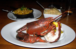 Maine Lobster - Michael Jordan's Steak House at Mohegan Sun, Uncasville, Connecticut, USA - Photo by Luxury Experience