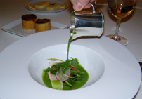 Margaux, Berlin, Germany, Chef Michael Hoffman - amuse bouche