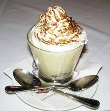 Grandmere's Comfort Custard - Marsha Brown Creole Kitchen and Lounge, New Hope, PA - Photo by Luxury Experience