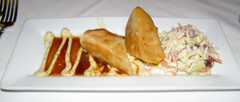 Spring Rolls - Marsha Brown Creole Kitchen and Lounge, New Hope, PA - Photo by Luxury Experience