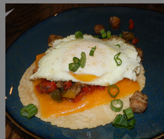 Breakfast Taco - Miro Kitchen - Fairfield, CT - photo by Luxury Experience