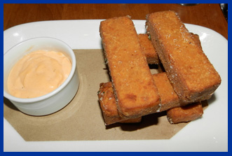 Chickpea Fries - Morello Italian Bistro, CT, USA - photo by Luxury Experience