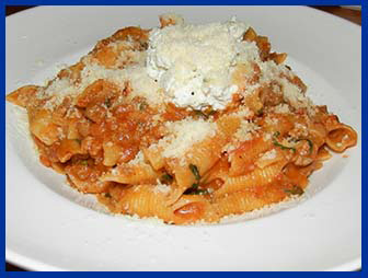 Garganelli Bolognese - Morello Italian Bistro, CT, USA - photo by Luxury Experience