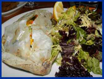 Roasted Halibut - Morello Italian Bistro, CT, USA - photo by Luxury Experience