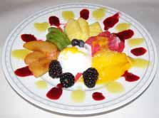 Nelson Bar & Lobby Lounge, Grand Hotel Heiligendamm, Germany - Dessert
