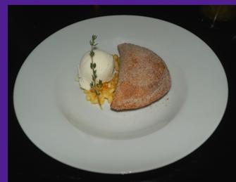 Apple Empanada - photo by Luxury Experience