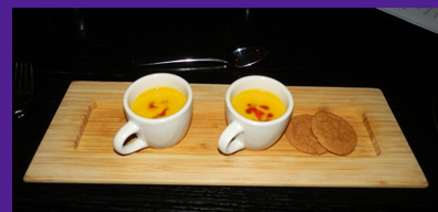 Butternut Squash Soup - photo by Luxury Experience
