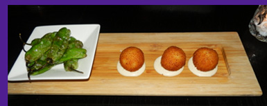 Cheese Croquetas - photo by Luxury Experience
