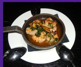 Shrimp - photo by Luxury Experience