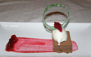 Chocolate Dessert - Nuances, Casino du Montreal, Canada - Photo by Luxury Experience