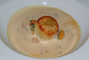 Cream of Lobster - Nuances, Casino du Montreal, Canada - Photo by Luxury Experience