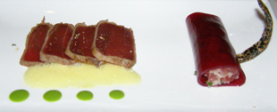Tuna - Nuances, Casino du Montreal, Canada - Photo by Luxury Experience