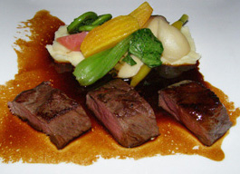 Nuances, Casino du Montreal, Canada - Venison - Photo by Luxury Experience