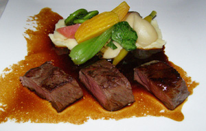 Venison - Nuances, Casino du Montreal, Canada - Photo by Luxury Experience