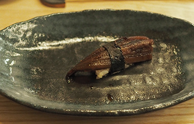 Japanese Sea Eel - OKO kitchen - Photo by Luxury Experience