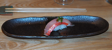King Salmon - OKO kitchen - photo by Luxury Experience