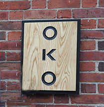 OKO kitchen - Westport, CT - photo by Luxury Experience