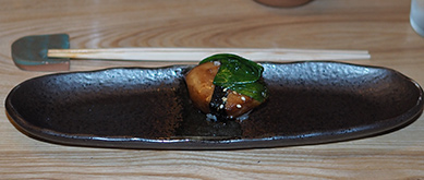 Porcini Mushroom - OKO kitchen - Photo by Luxury Experience