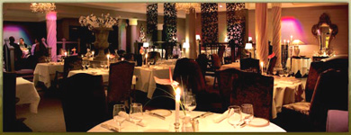 Orchids Restaurant, Hayfield Manor, Cork, Ireland - Dining Room