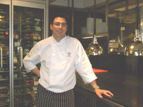 Executive Chef Francois Blais - Panache Restaurant, Quebec, Canada - Photo by Luxury Experience